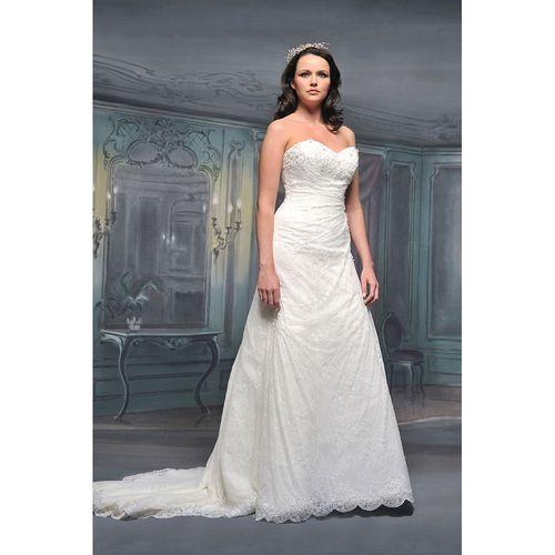 R522, White Rose Bridal