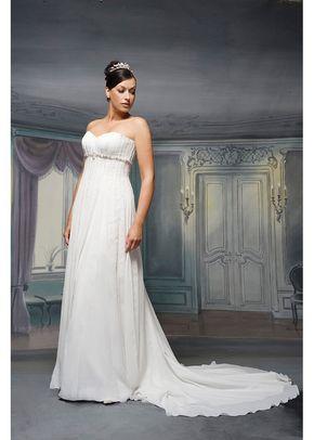 R502, White Rose Bridal