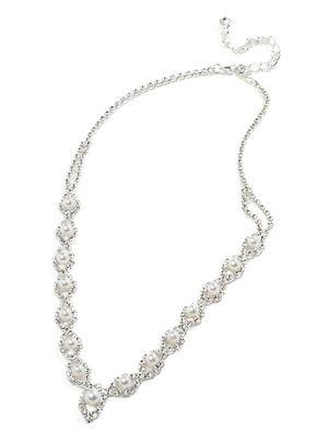 Lydia Pearl Necklace, Jon Richard Jewellery