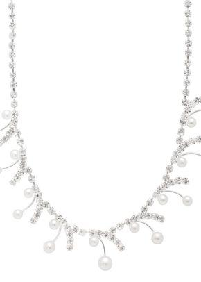 Curved Stick Necklace, Jon Richard Jewellery