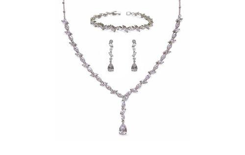 Andorra Set, Ivory & Co Jewellery