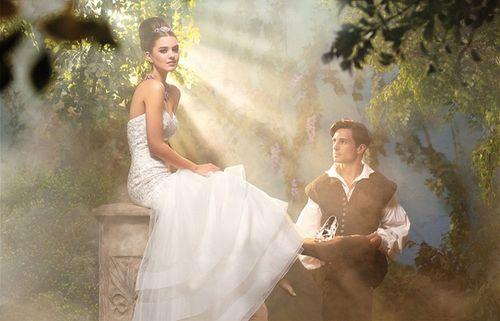 Cinderella 216, Alfred Angelo