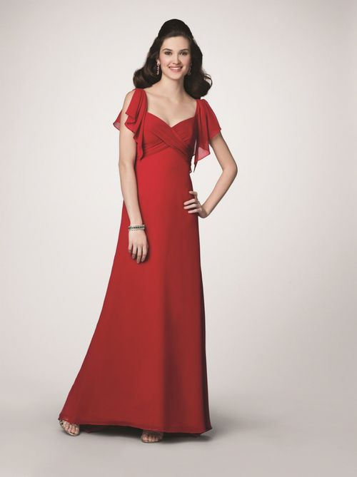7193, Alfred Angelo Bridesmaid