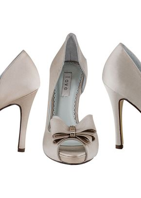 Caspia, Enzoani Love Shoes