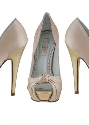 Marigold, Enzoani Love Shoes