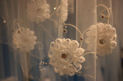 Flower Veil, Richard Designs