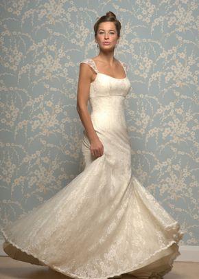R473, White Rose Bridal