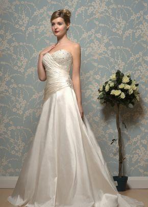 R606, White Rose Bridal