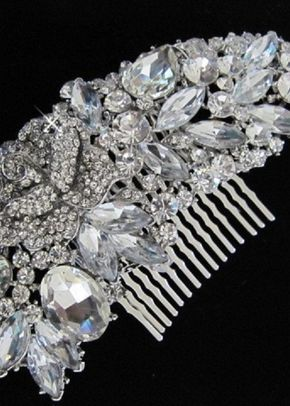 Exquisite Comb, 3D Jewellery