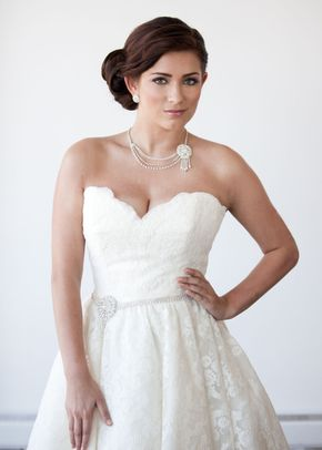 Ava Belt, Crystal Bridal Accessories