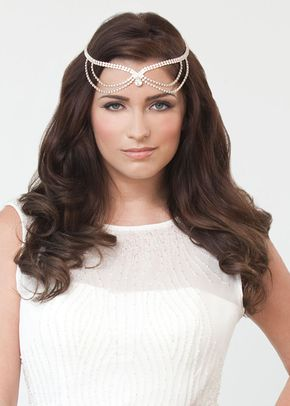 Grace Luxe Browband 2, Crystal Bridal Accessories
