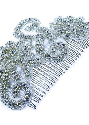 N. Exclusive side hair comb, Disgraceful Grace