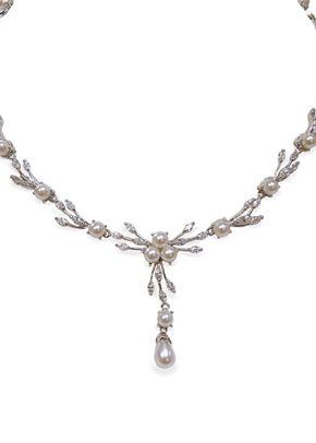 Belgravia Necklace, Ivory & Co Jewellery