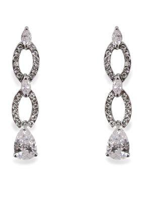 Milan Earrings, Ivory & Co Jewellery