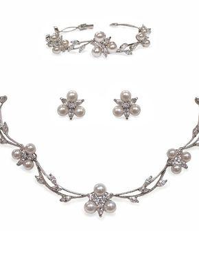 Waterlily P Set, Ivory & Co Jewellery