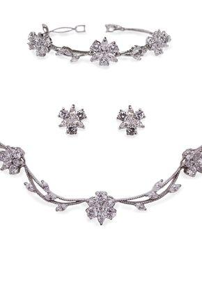 Waterlily Set, Ivory & Co Jewellery
