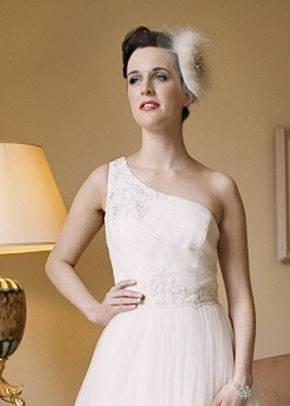 Serena Statement Headpeice, Jules Bridal Jewellery