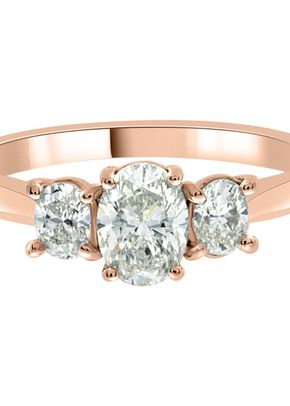 Lucy rose gold, Loyes Diamonds