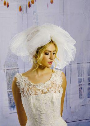 Megan Bubble Veil, Visionary Veils