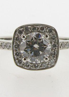 ER486, Voltaire Diamonds