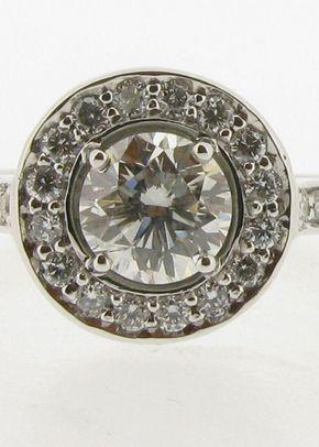 ER487, Voltaire Diamonds