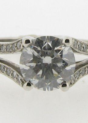 ER491, Voltaire Diamonds