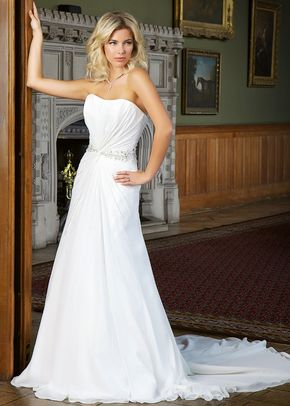 R516, White Rose Bridal