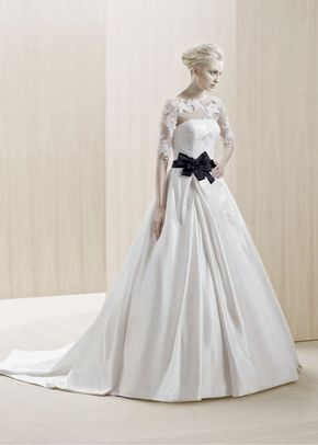 Embessa Illusion, Blue By Enzoani