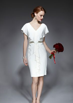 Freyja Frill Dress, 89