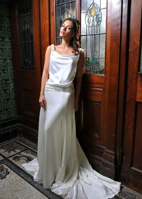 Isis - Heritage Collection, Ivory & Co Bridal