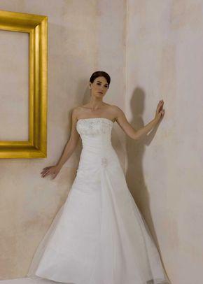 Catherine gown, Romantica