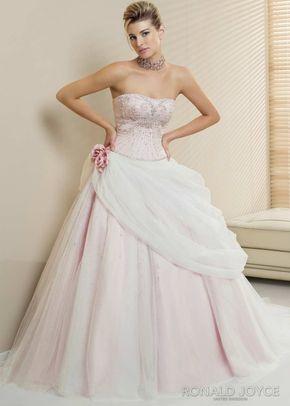 R514, White Rose Bridal