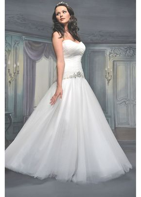 R471, White Rose Bridal