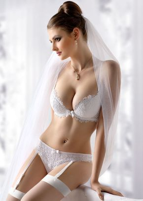 Charnos Embrace Ivory Bra, The Bra Closet