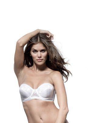 Charnos Embrace Ivory Deep Brief, The Bra Closet