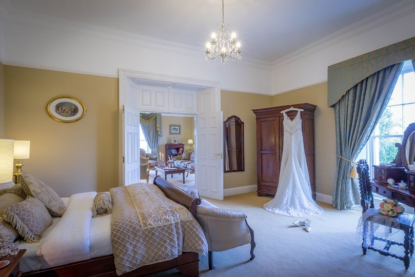Bridal Suite on Georgian Floor