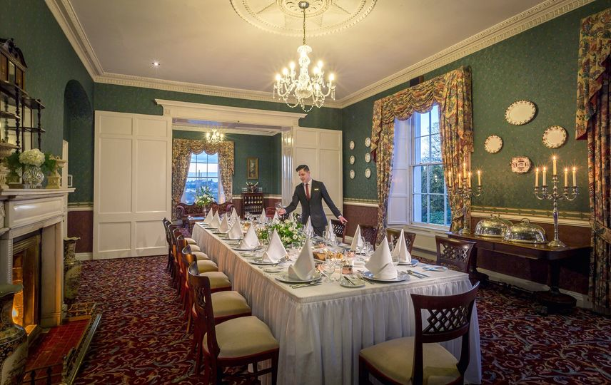 Private Dining for pre & post Weddings