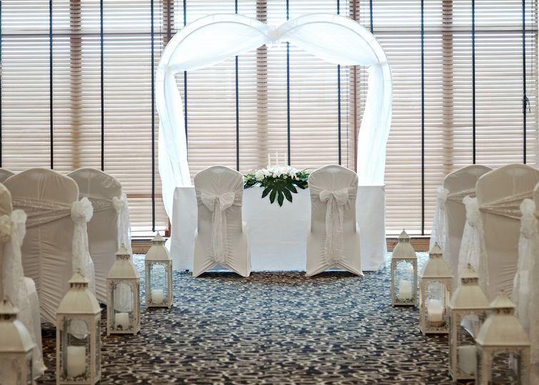 Wedding Ceremony Suite