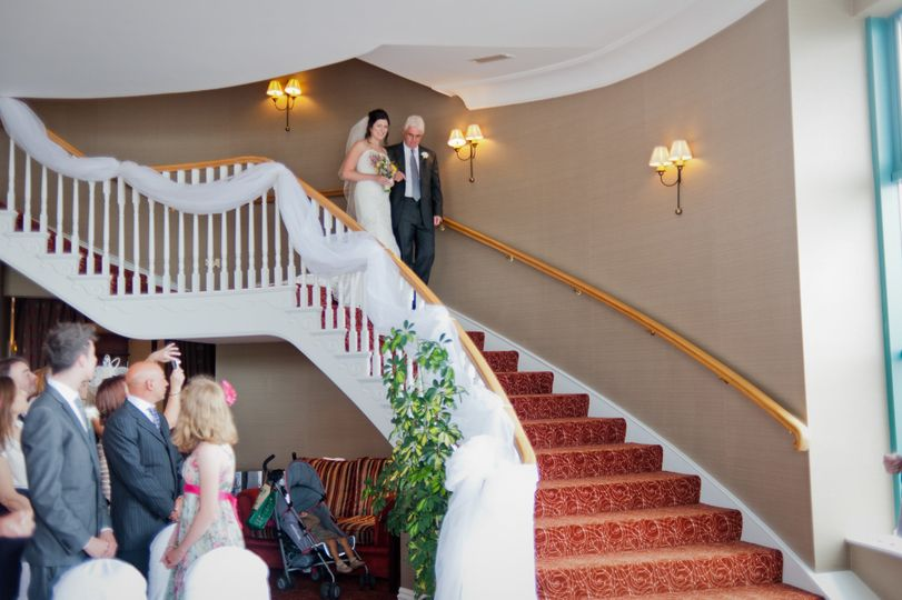 Civil Ceremony in our Tower