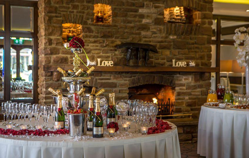 Dingle Skellig Hotel- Wedding Arrival Reception