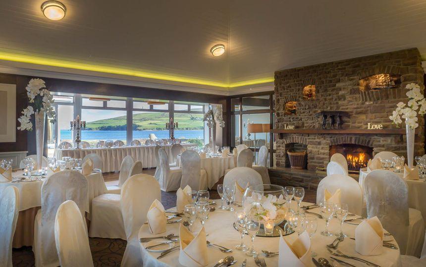 Dingle Skellig Hotel- Boutique Wedding