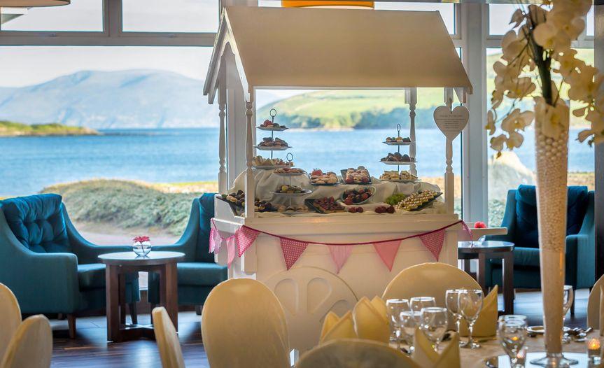 Dingle Skellig Hotel- Sweet Cart