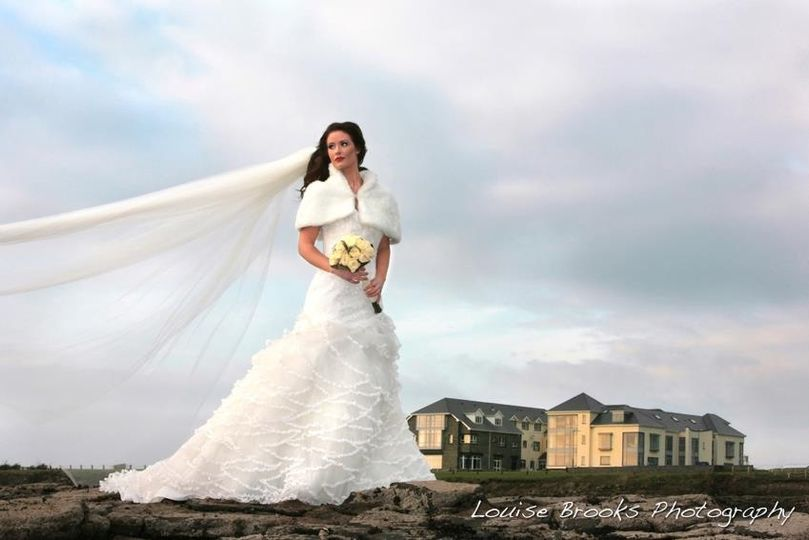 Bride at the Armada