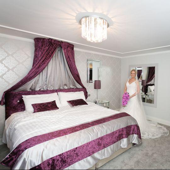 Princess Grace Honeymoon Suite