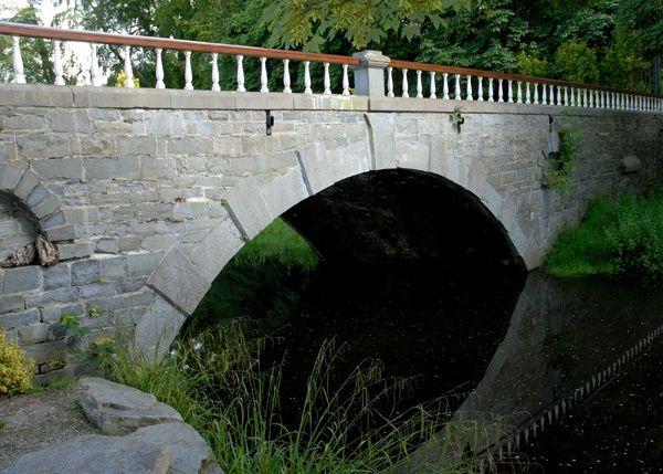 Bridge at Hotel Westport
