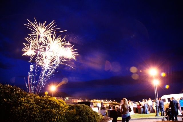 GREAT NORTHERN HOTEL FIREWORKS
