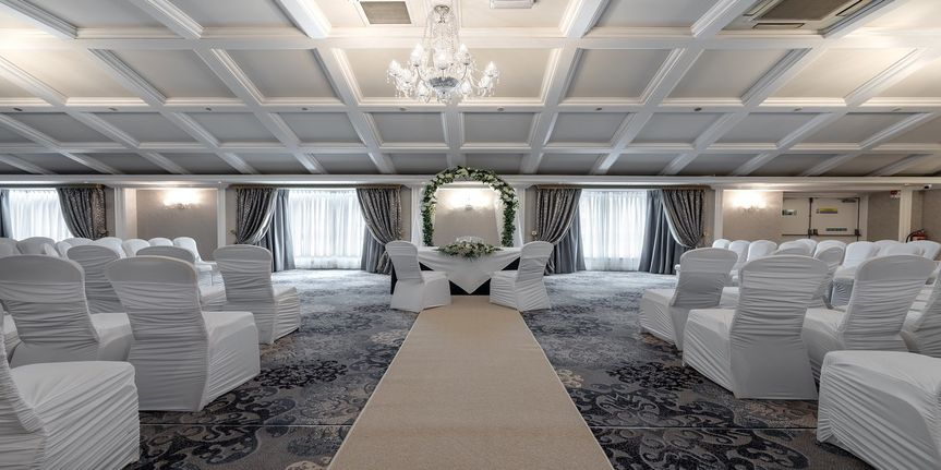 Russell Suite Ceremony Room