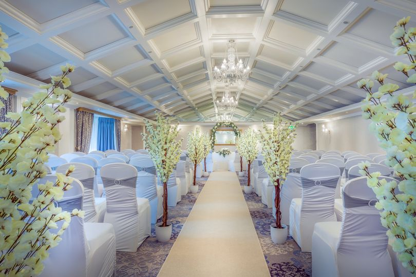 Russell Suite - Ceremony Room