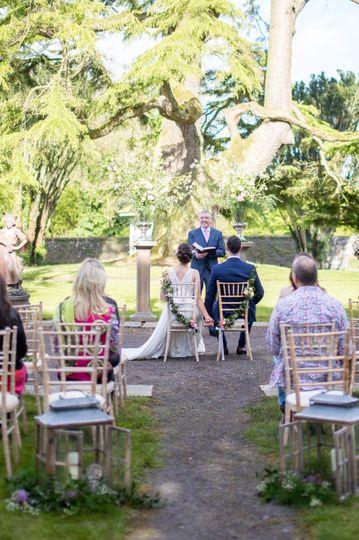 Wedding at Tankardstown