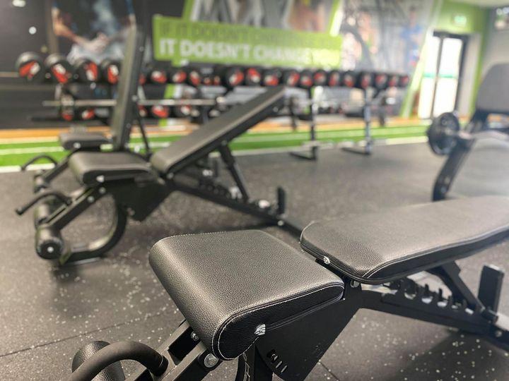 4Fit Leisure Club: Gym